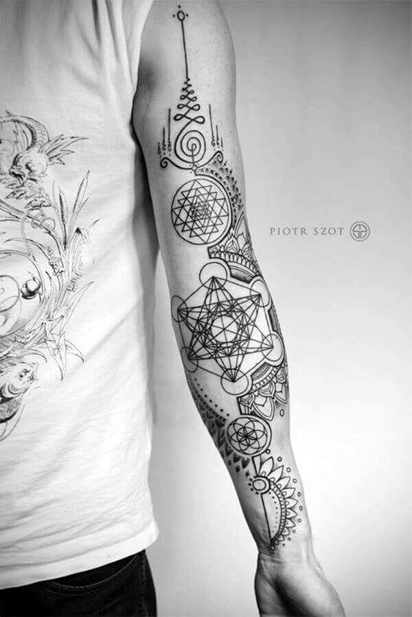 Enlisting the best Ideas for Buddhist Tattoos 46