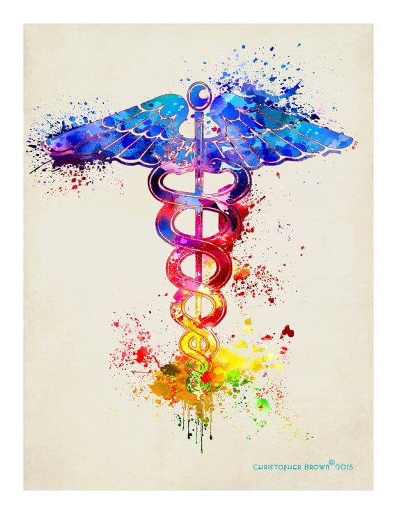 The best type of medical tattoo a medical professional can get 11