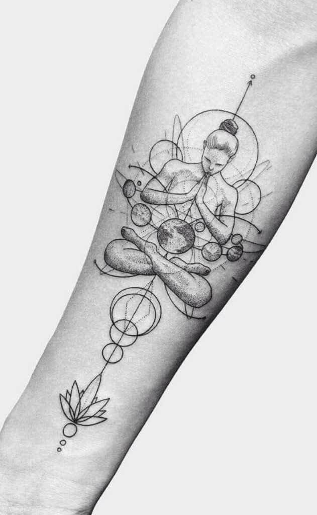 Enlisting the best Ideas for Buddhist Tattoos 32