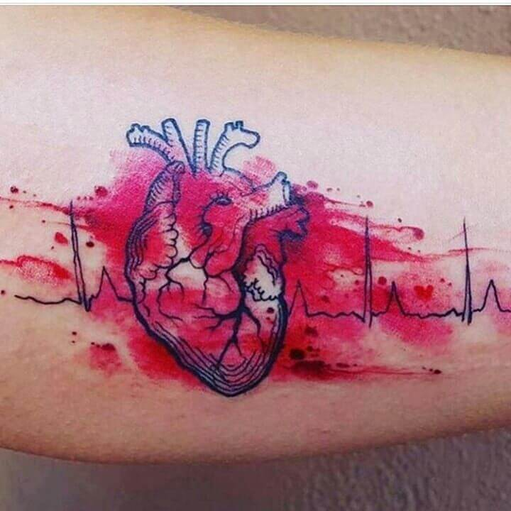The best type of medical tattoo a medical professional can get 12