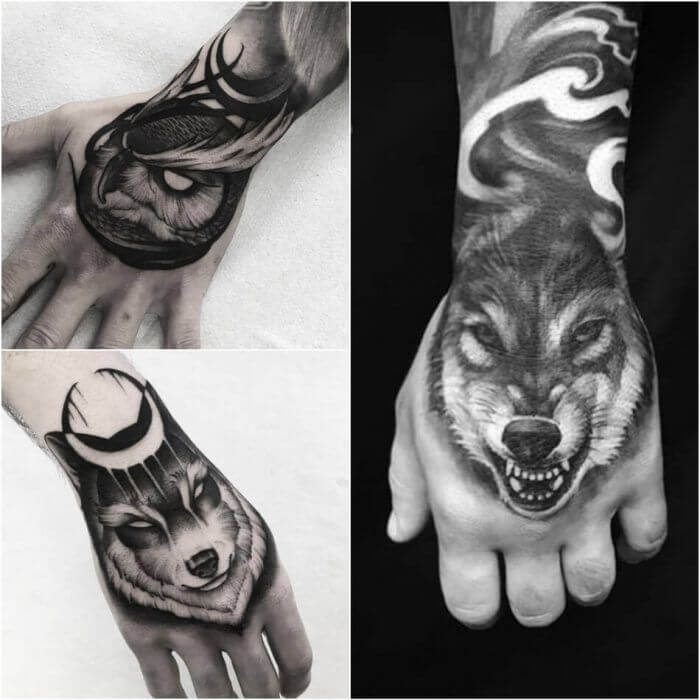 20 Hand Tattoo Ideas With Pictures 14