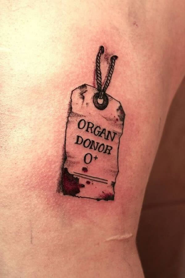 The best type of medical tattoo a medical professional can get 6