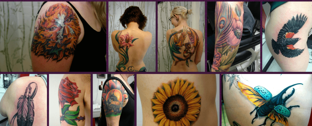 Black Lotus Tattoo and Body Piercing