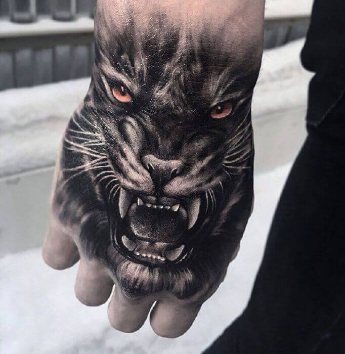 20 Hand Tattoo Ideas With Pictures 30