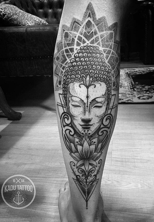 Enlisting the best Ideas for Buddhist Tattoos 5