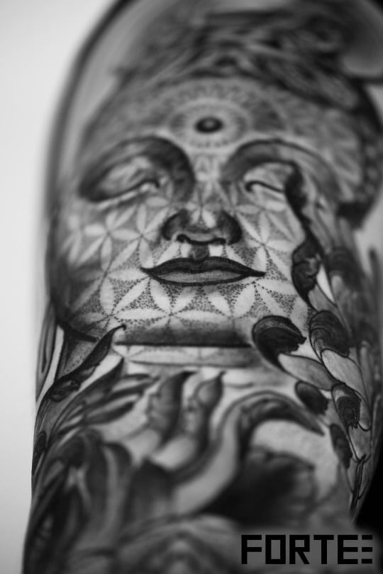 Enlisting the best Ideas for Buddhist Tattoos 1