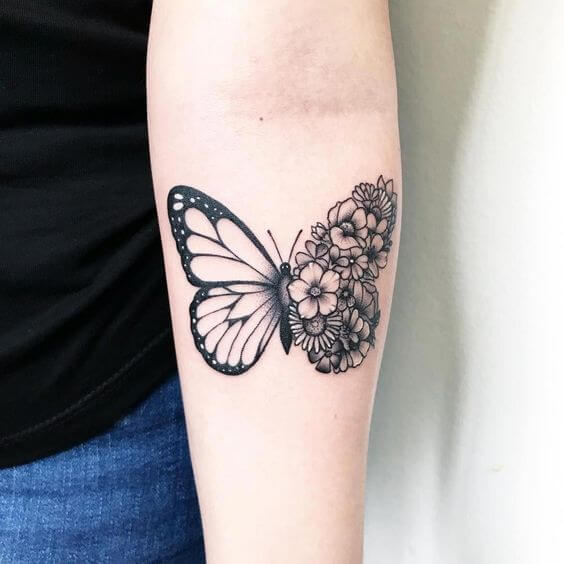 dd0c589c5 Why small butterfly tattoos the best in today's time - Tattooli.com