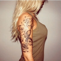 The 10 top most tattoo designs for both men and women 1