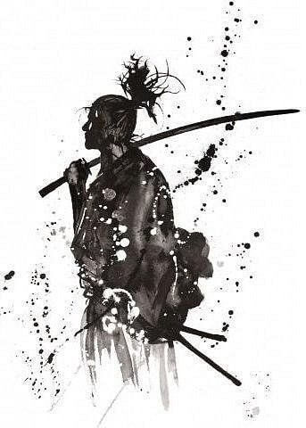 Samurai Tattoo Designs: A History Of War And Honor 15