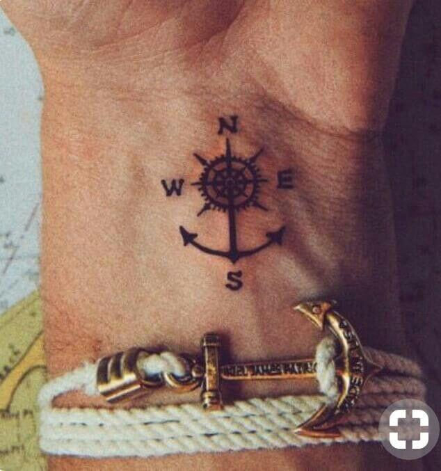 Nautical Tattoo Designs and Their Meanings 2