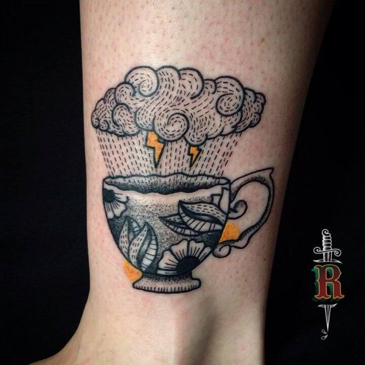 148 - Cloud tattoos and Japanese tattoos designs 42