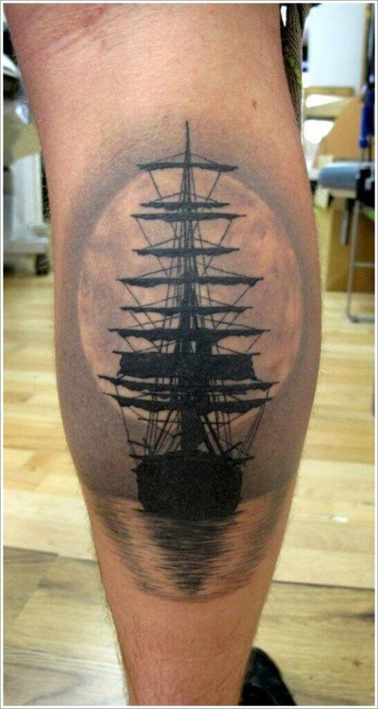 Nautical Tattoo Designs and Their Meanings 3