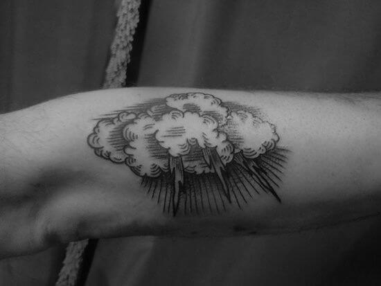 148 - Cloud tattoos and Japanese tattoos designs 31