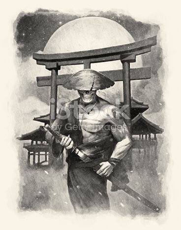 Samurai Tattoo Designs: A History Of War And Honor 2