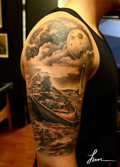 148 - Cloud tattoos and Japanese tattoos designs 33