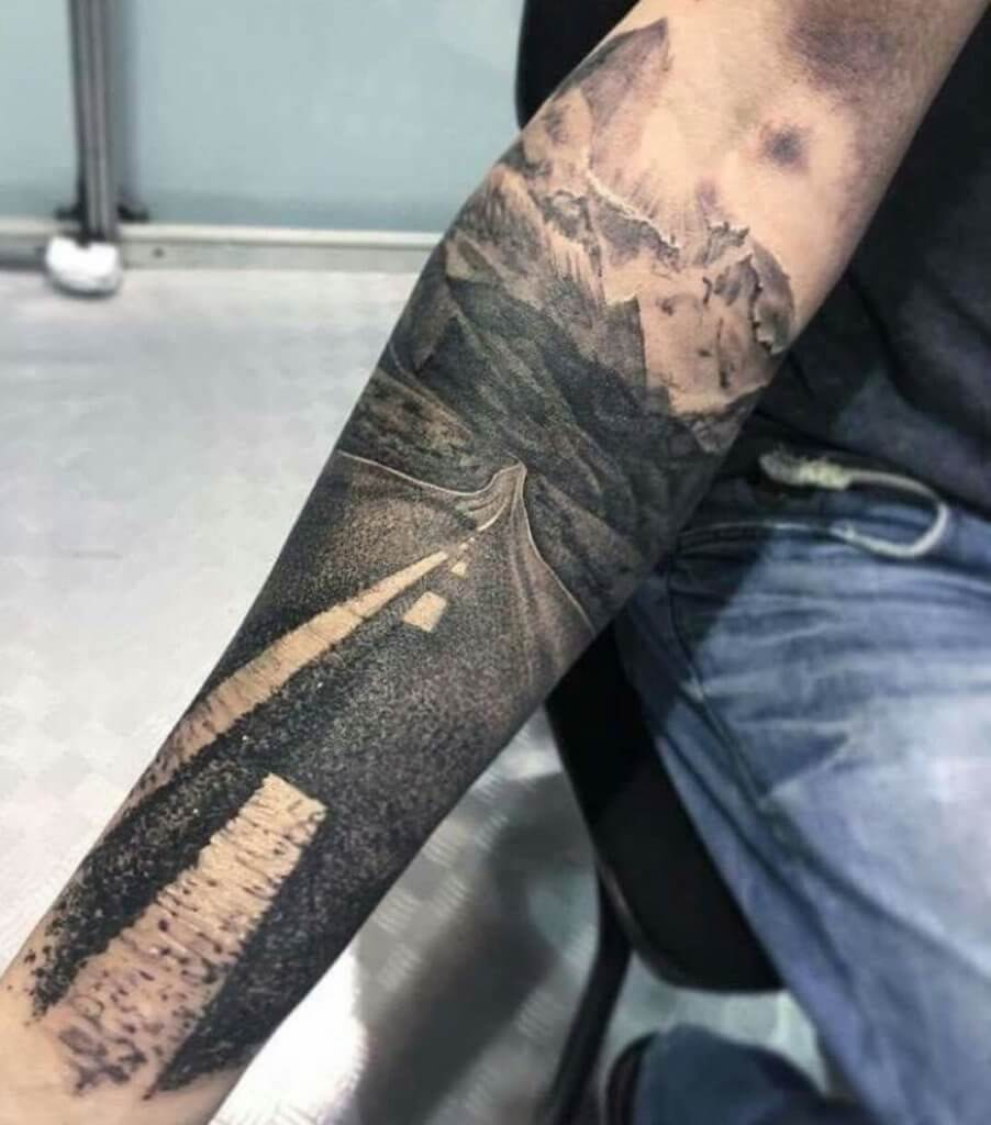 148 Tattoos Ideas for Hunters with their meanings 3