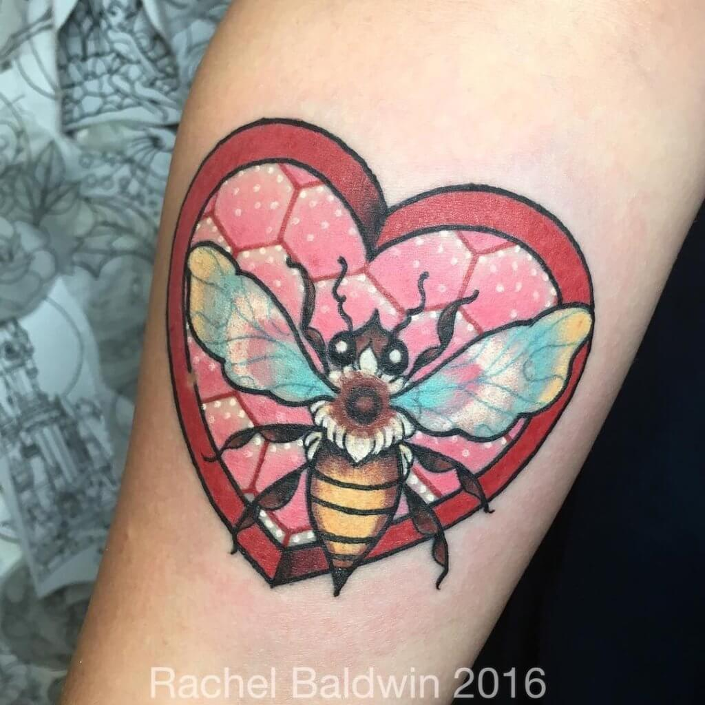 99 - Insect tattoo ideas with meanings out there! 39