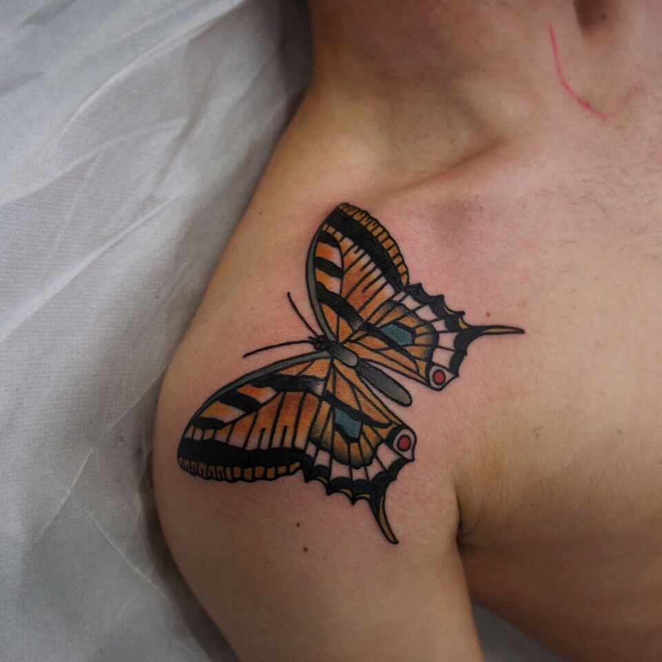 99 - Insect tattoo ideas with meanings out there! 22