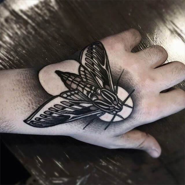 99 - Insect tattoo ideas with meanings out there! 30