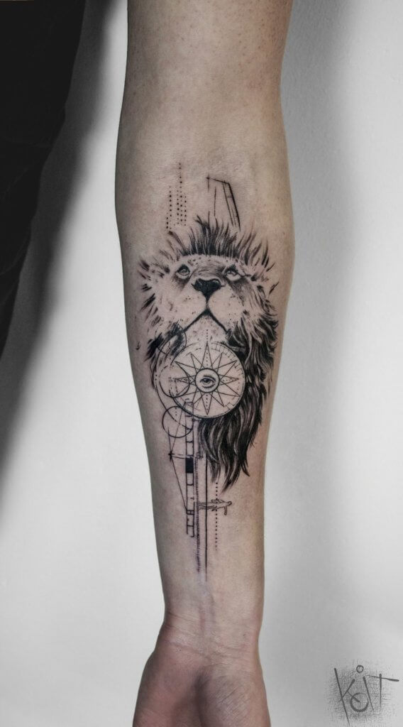 Different types and ideas relating to marital arts tattoo 7