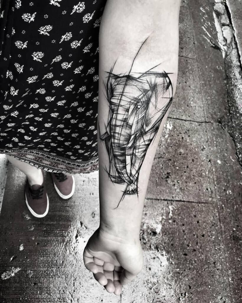 Different types and ideas relating to marital arts tattoo 8