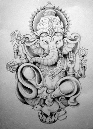 Top 88 Hindu Tattoos Ideas Explained Step by Step 3