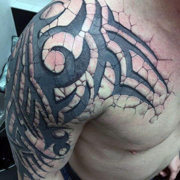 Different types and ideas relating to marital arts tattoo 14
