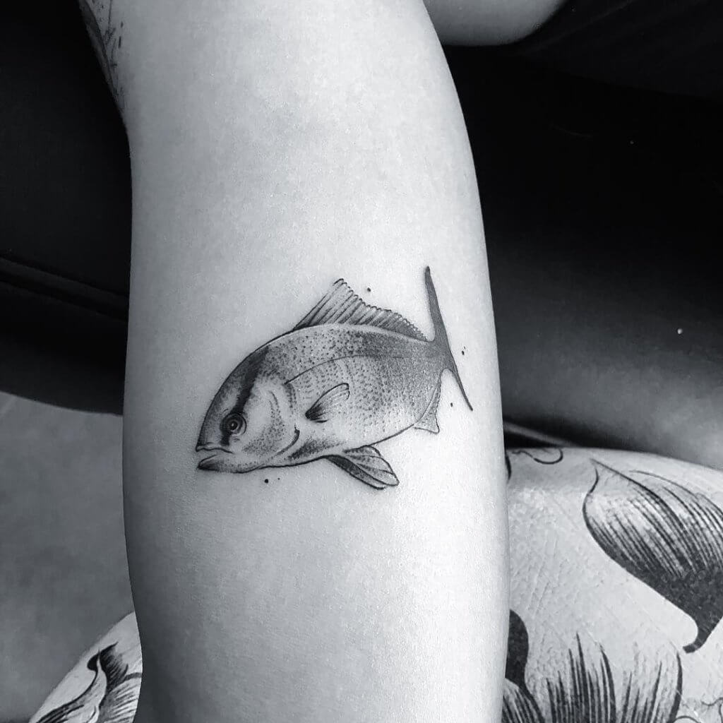 134 Fish Tattoos Designs and Meanings 21
