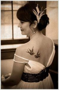 Top sparrow tattoos for a cool and stylish look 8