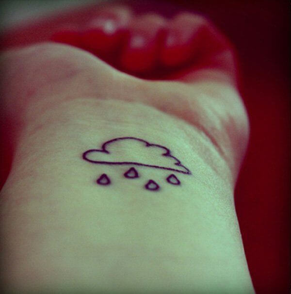 148 - Cloud tattoos and Japanese tattoos designs 36