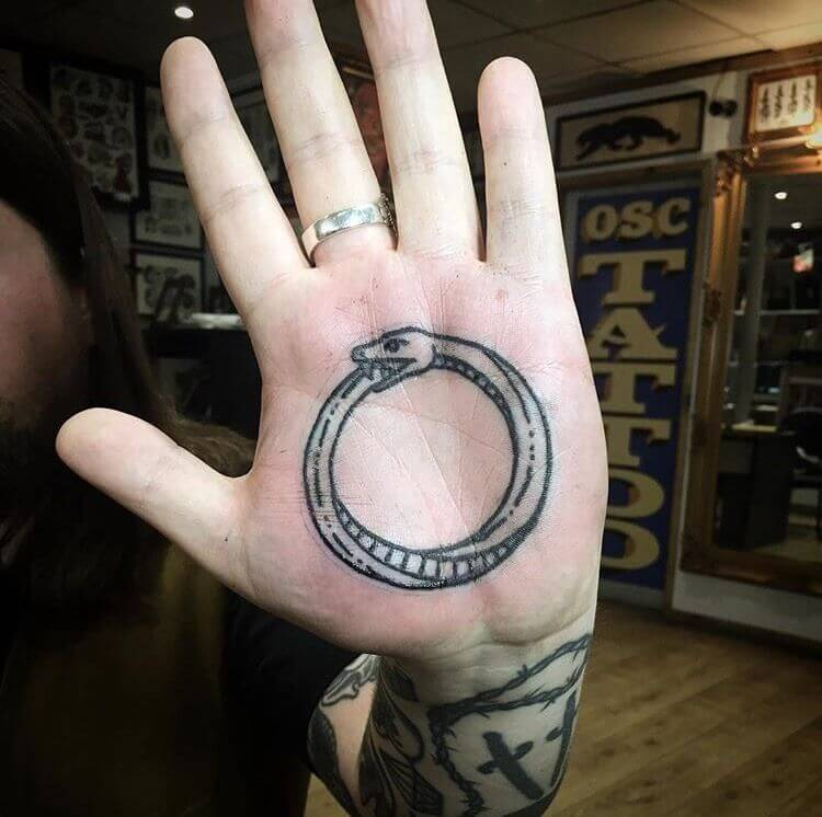 185 Significances of Ouroboros Tattoos: Enlisting some proper tattoo designs 22