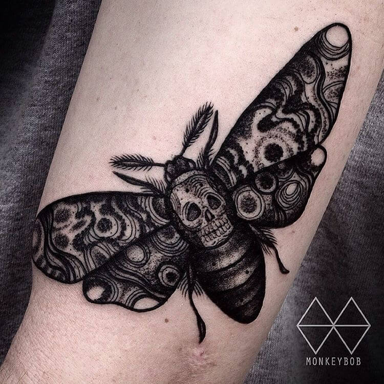 99 - Insect tattoo ideas with meanings out there! 33