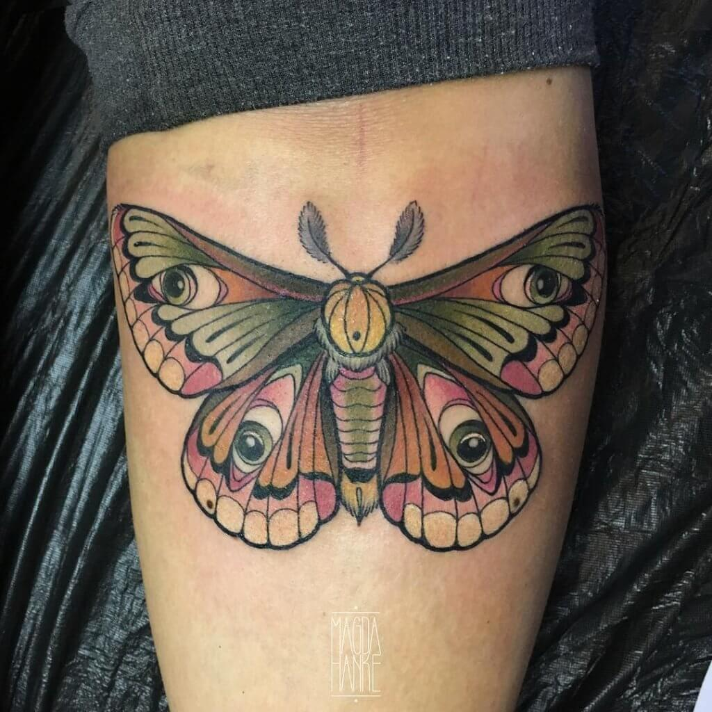 99 - Insect tattoo ideas with meanings out there! 26