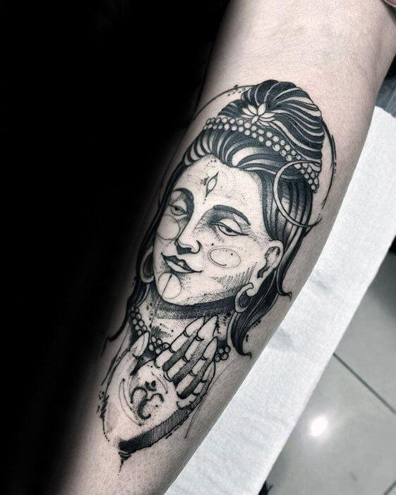 Top 88 Hindu Tattoos Ideas Explained Step By Step 2020 Gallery