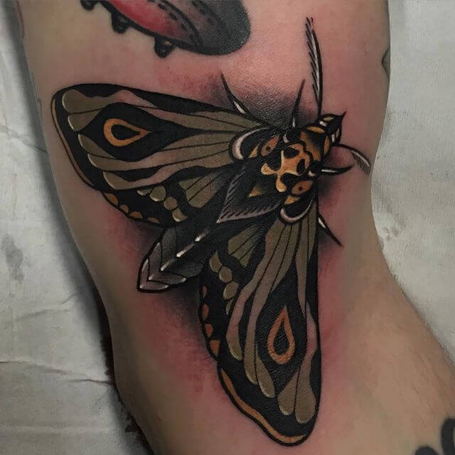99 - Insect tattoo ideas with meanings out there! 12