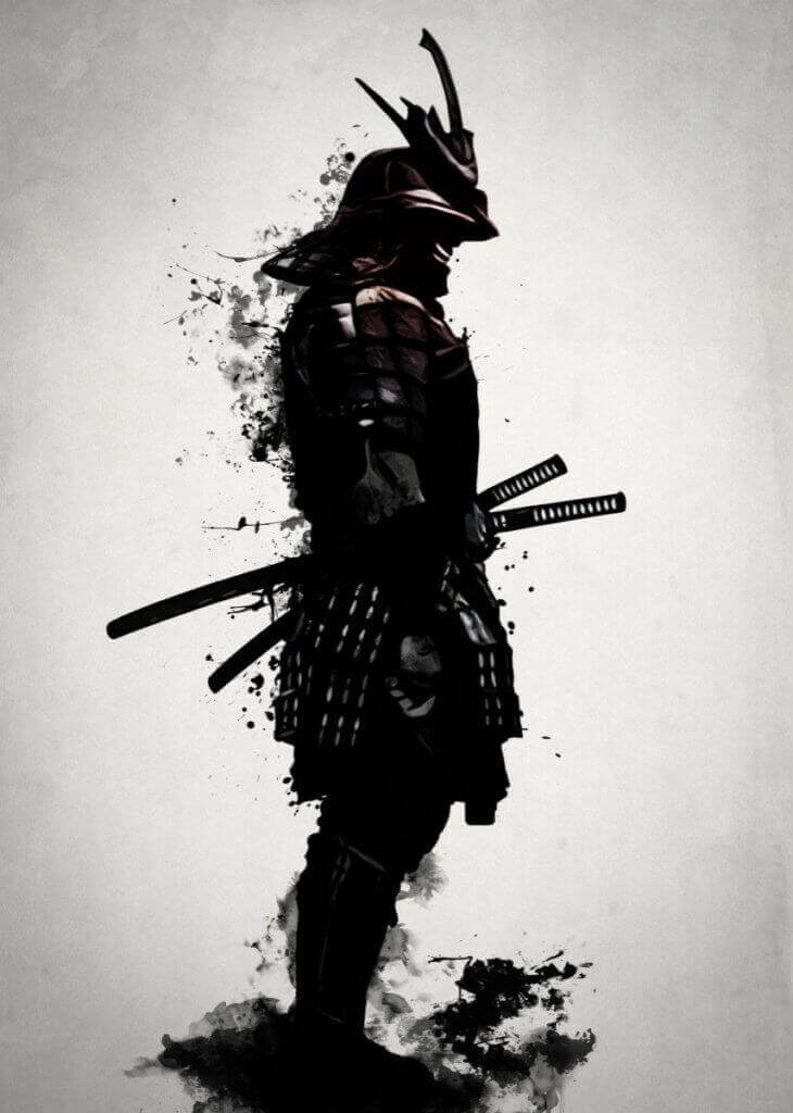 Samurai Tattoo Designs: A History Of War And Honor 19