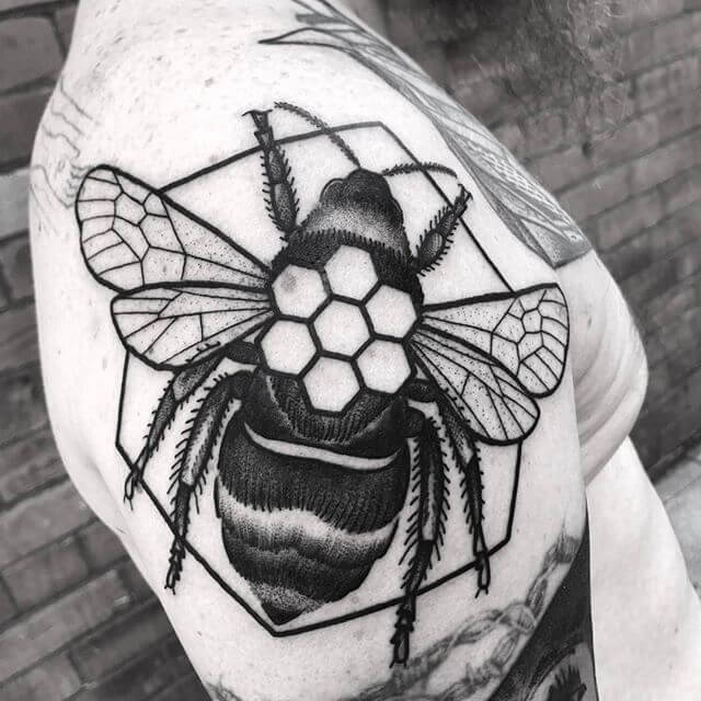 99 - Insect tattoo ideas with meanings out there! 8