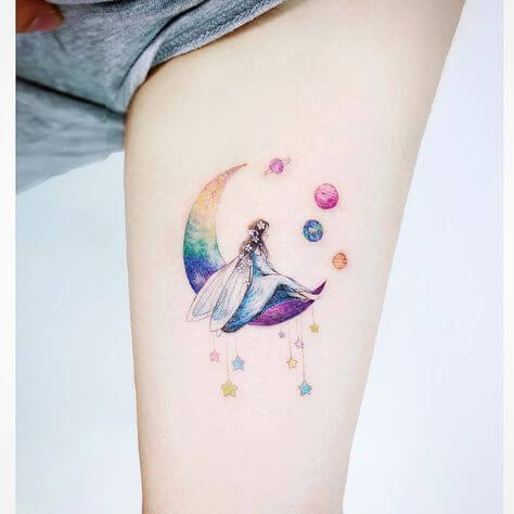 fairy tattoos for women