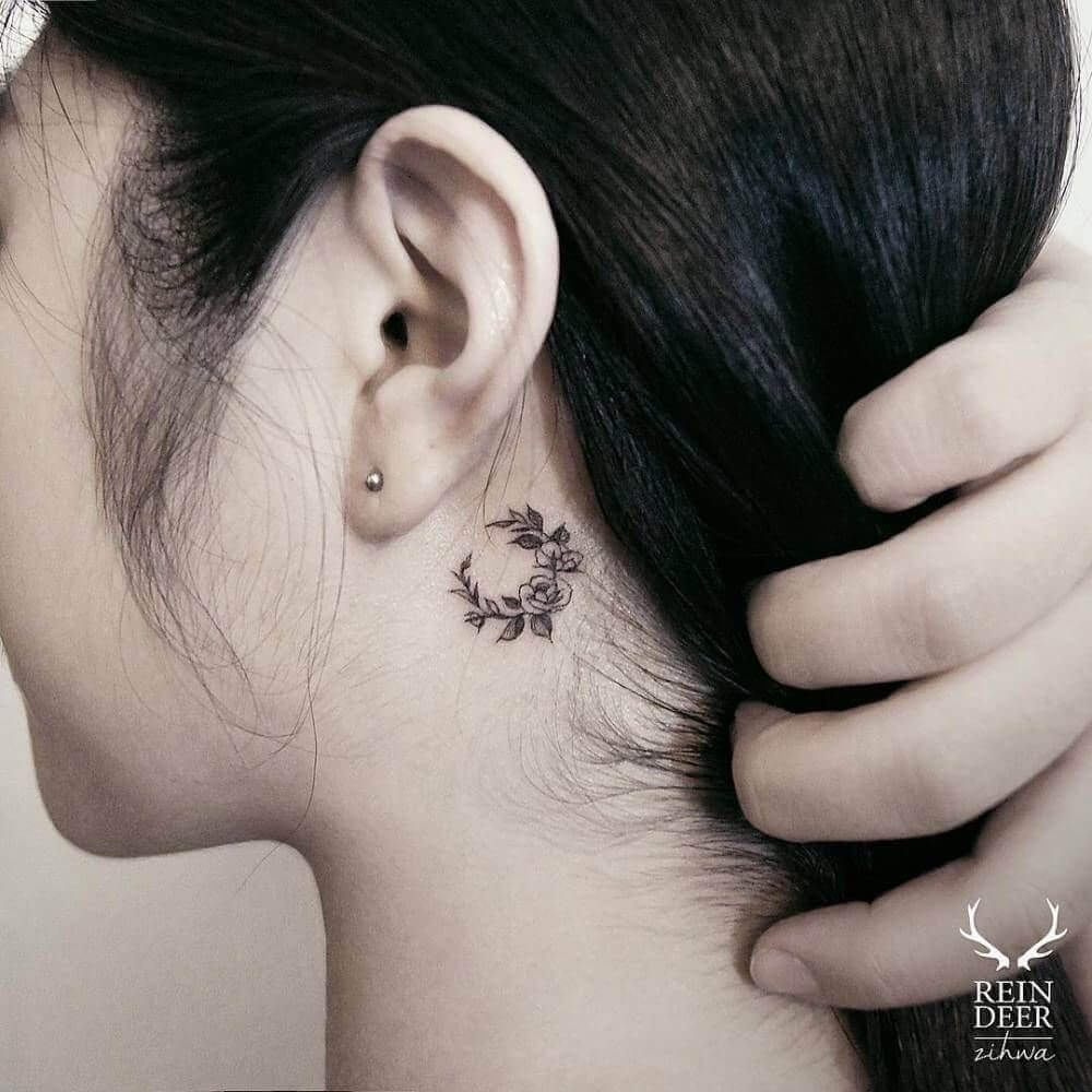 Moon Tattoo Designs and Their Vast History 48