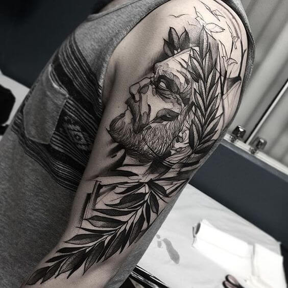 148 Ideas Ancient Greek Gods Tattoos