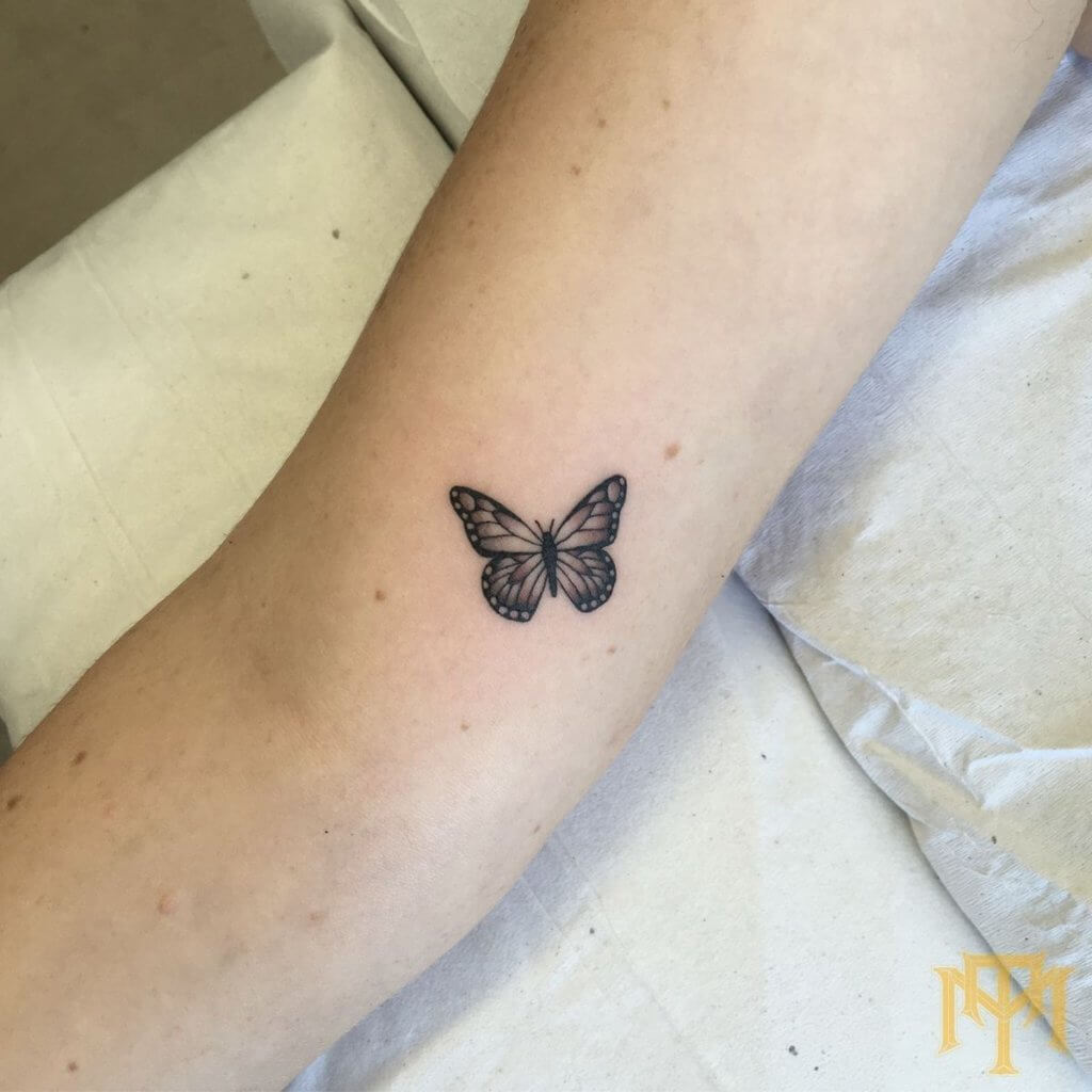 Gorgeous 55 Butterfly tattoos ( History and Meanings ) 14