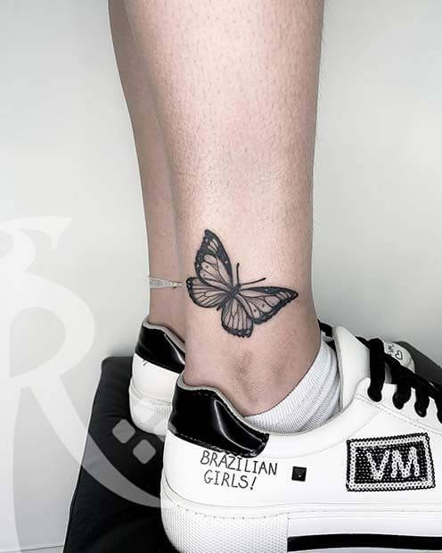 Gorgeous 55 Butterfly tattoos ( History and Meanings ) 8