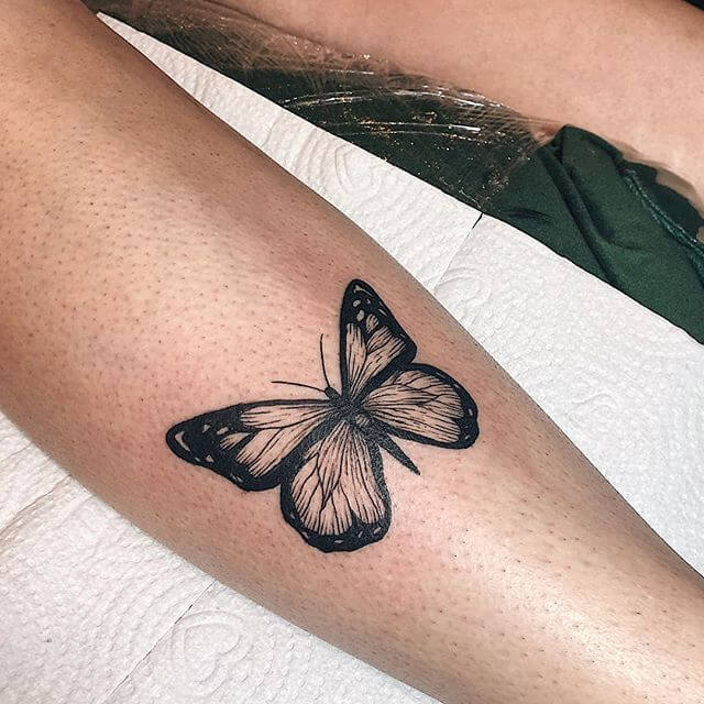 Gorgeous 55 Butterfly tattoos ( History and Meanings ) 9