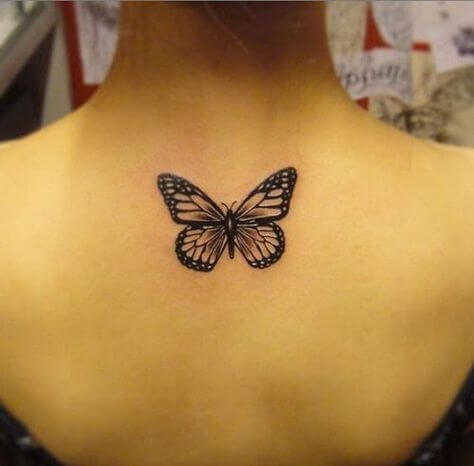 Gorgeous 55 Butterfly tattoos ( History and Meanings ) 17