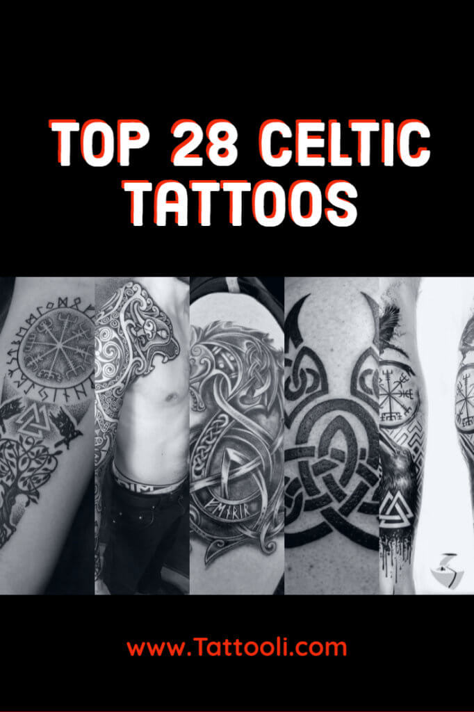 Top 28 Celtic Tattoos