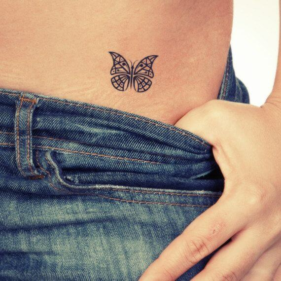 Gorgeous 55 Butterfly tattoos ( History and Meanings ) 23