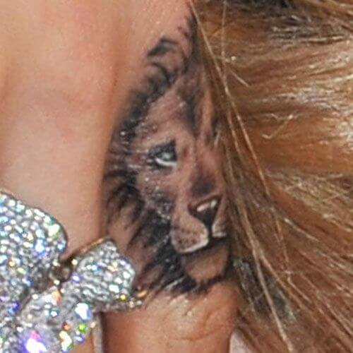 Top 31 Lion Tattoos - In diferent cultures 16