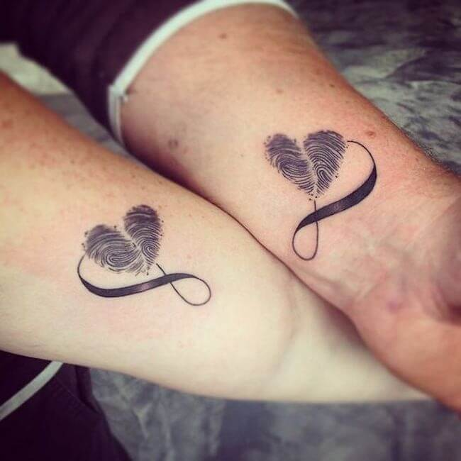 Best 17 Thumbprint Tattoo Ideas [ With Gallery ] 6