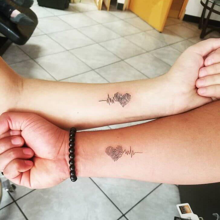 Best 17 Thumbprint Tattoo Ideas [ With Gallery ] 4