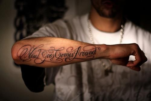 30 Keen Ideas for Arm Tattoos ( With Gallery ) 2